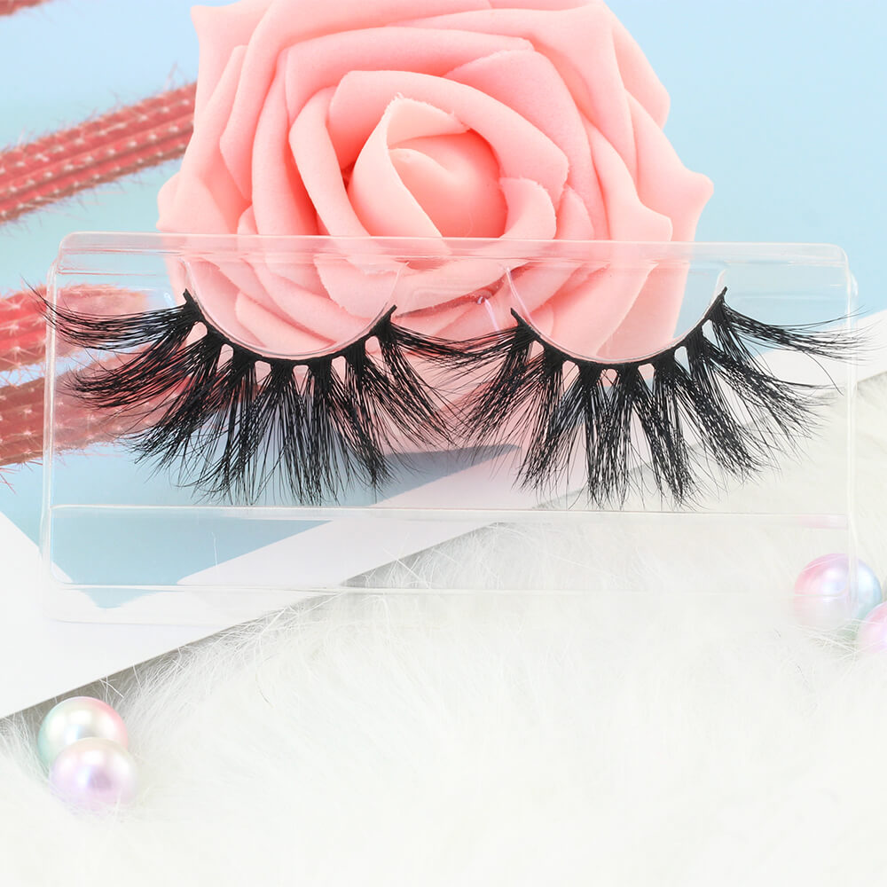 5D Mink Eyelashes GH11 (1)