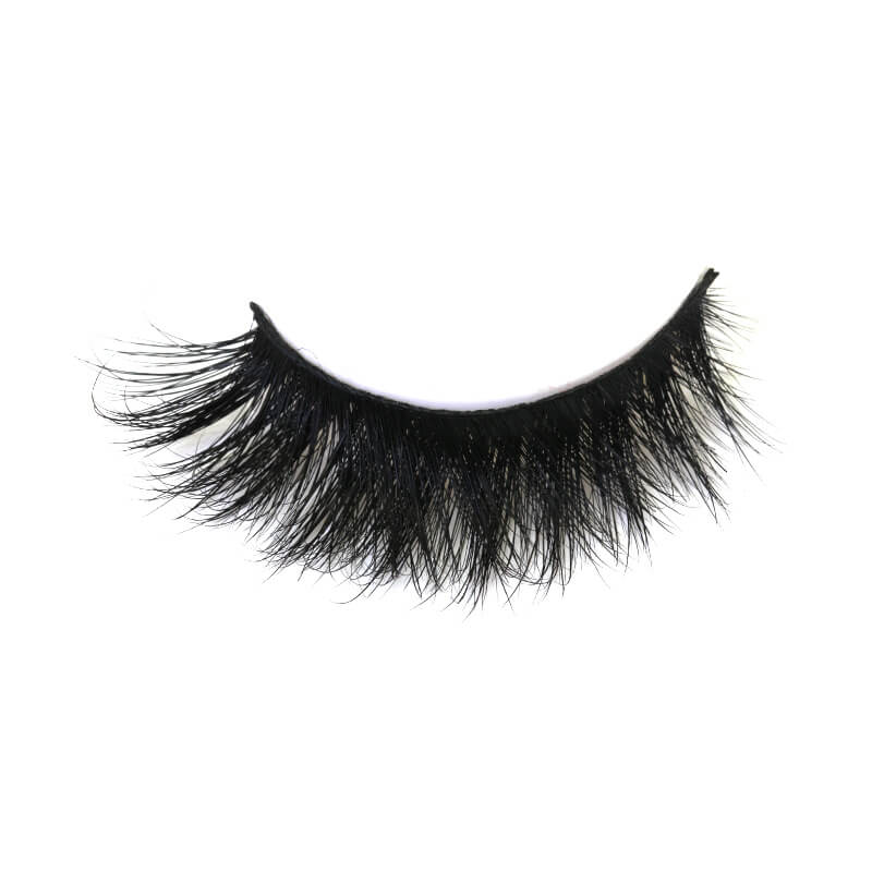 cruelty free mink 18mm thick lashes EM49