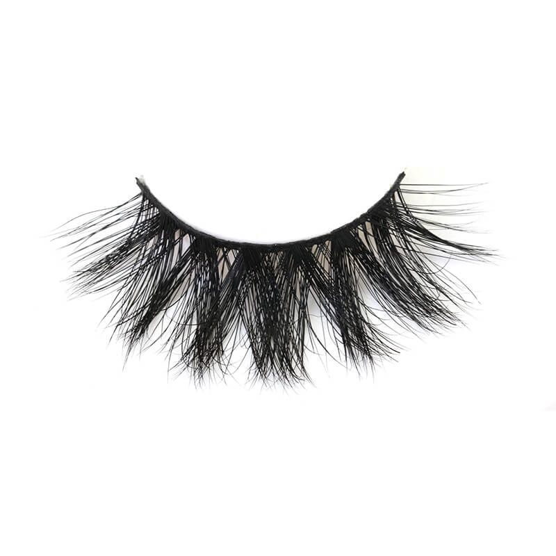 Strip and individual eyelashes EM51