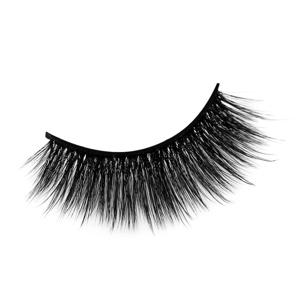 faux strip eyelashes FM19