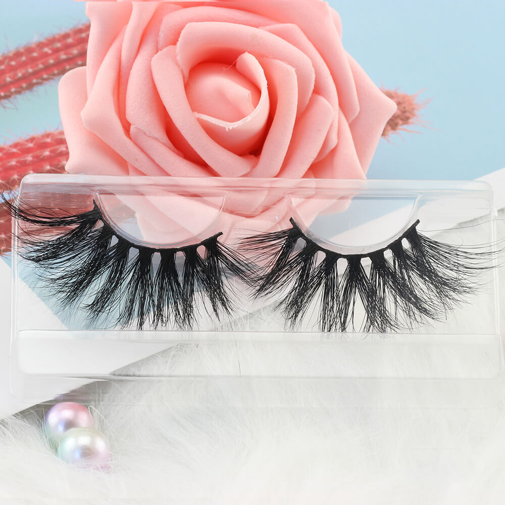 Popular 5D lashes own lash brand GH23