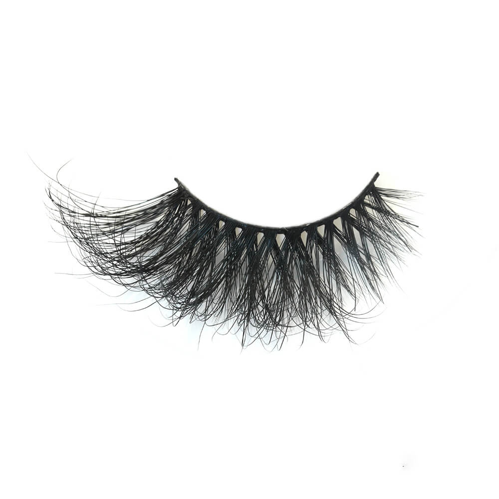 fluffy 25mm mink eyelashes GH28