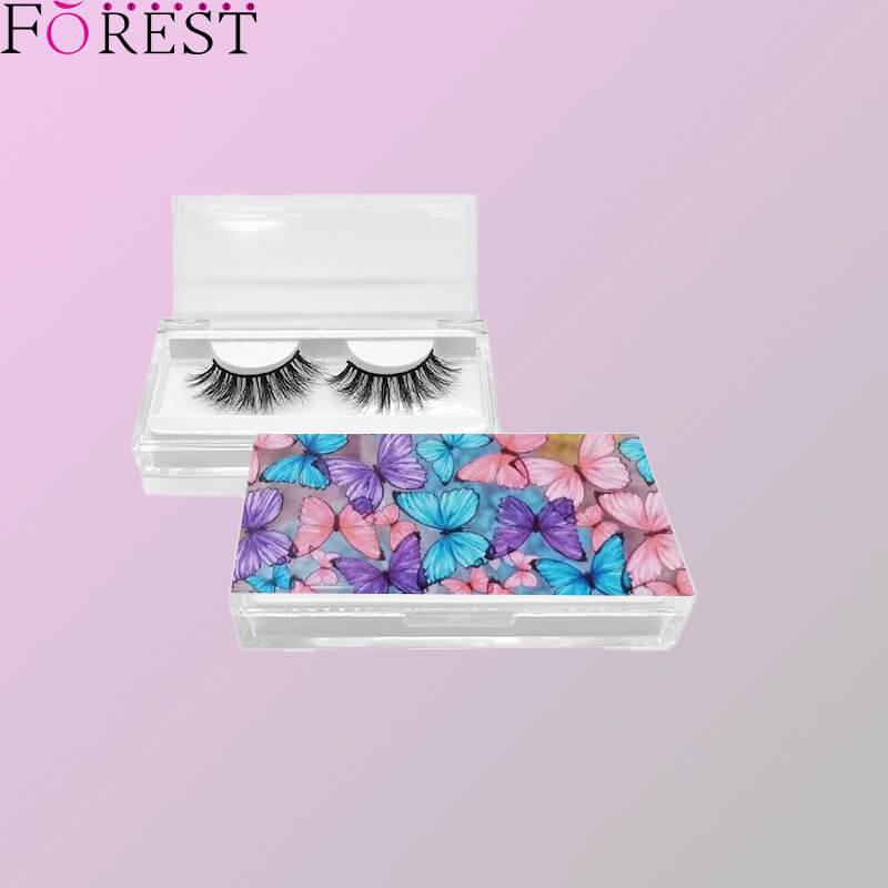 Arcylic lashes box 54