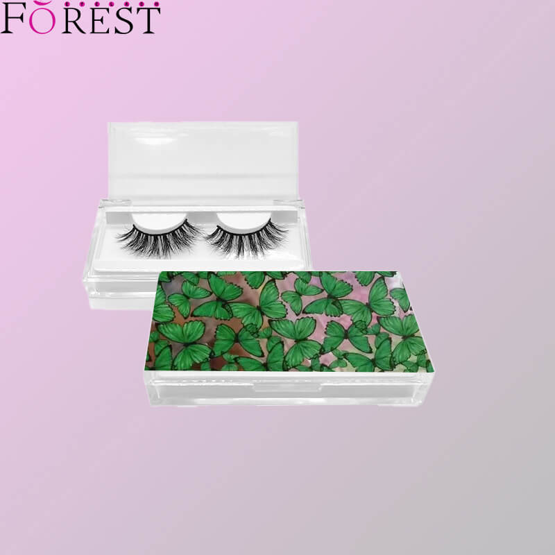 Arcylic lashes packaging
