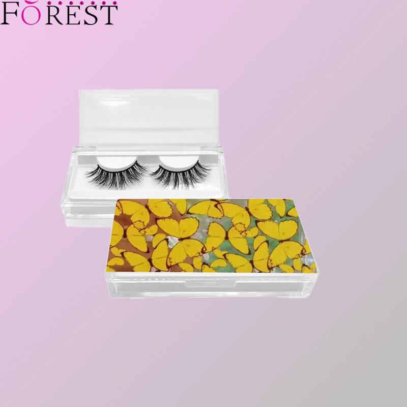 private label eyelash boxs F15
