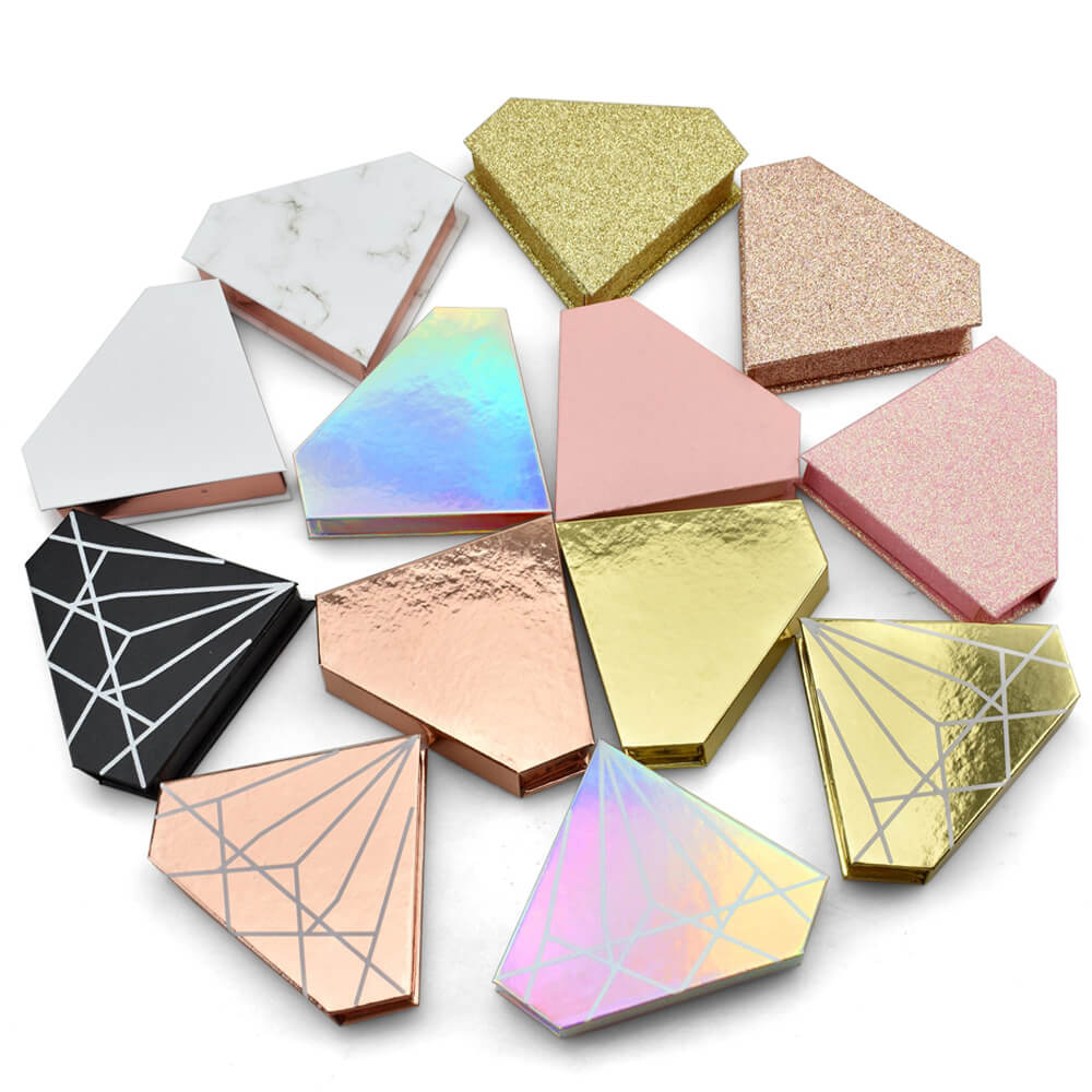 diamond lash box F10