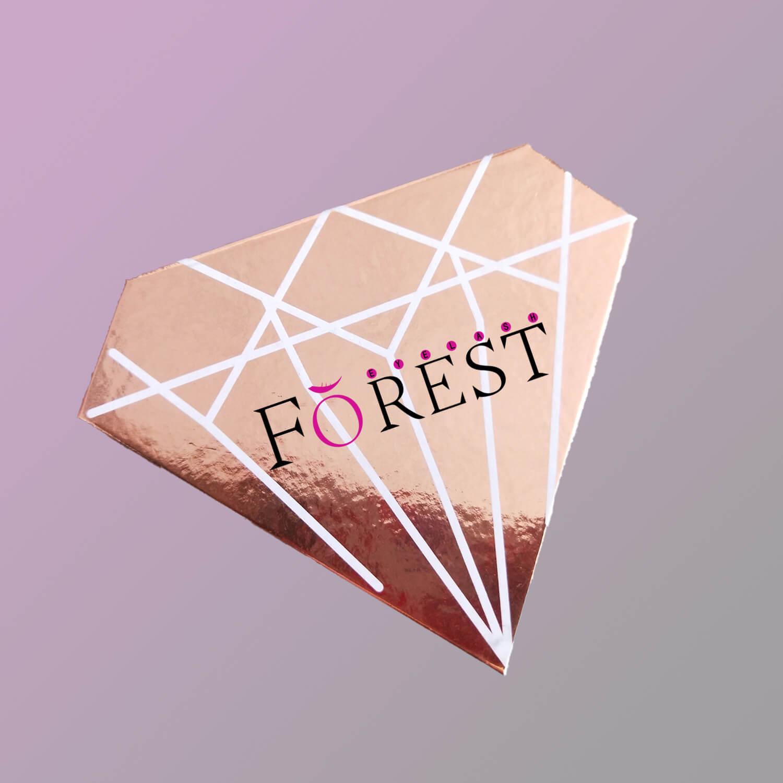 diamond lashes box