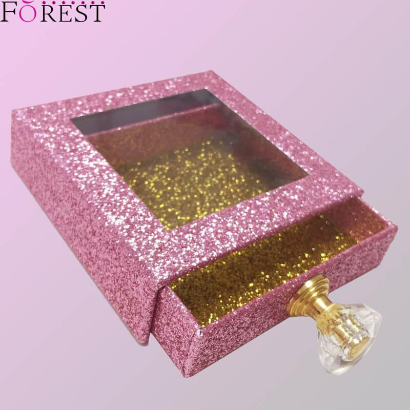 custom eyelashes box case F01