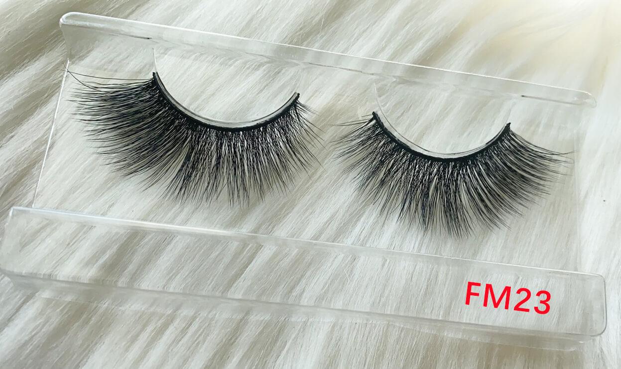 fluffy silk lashes FM23