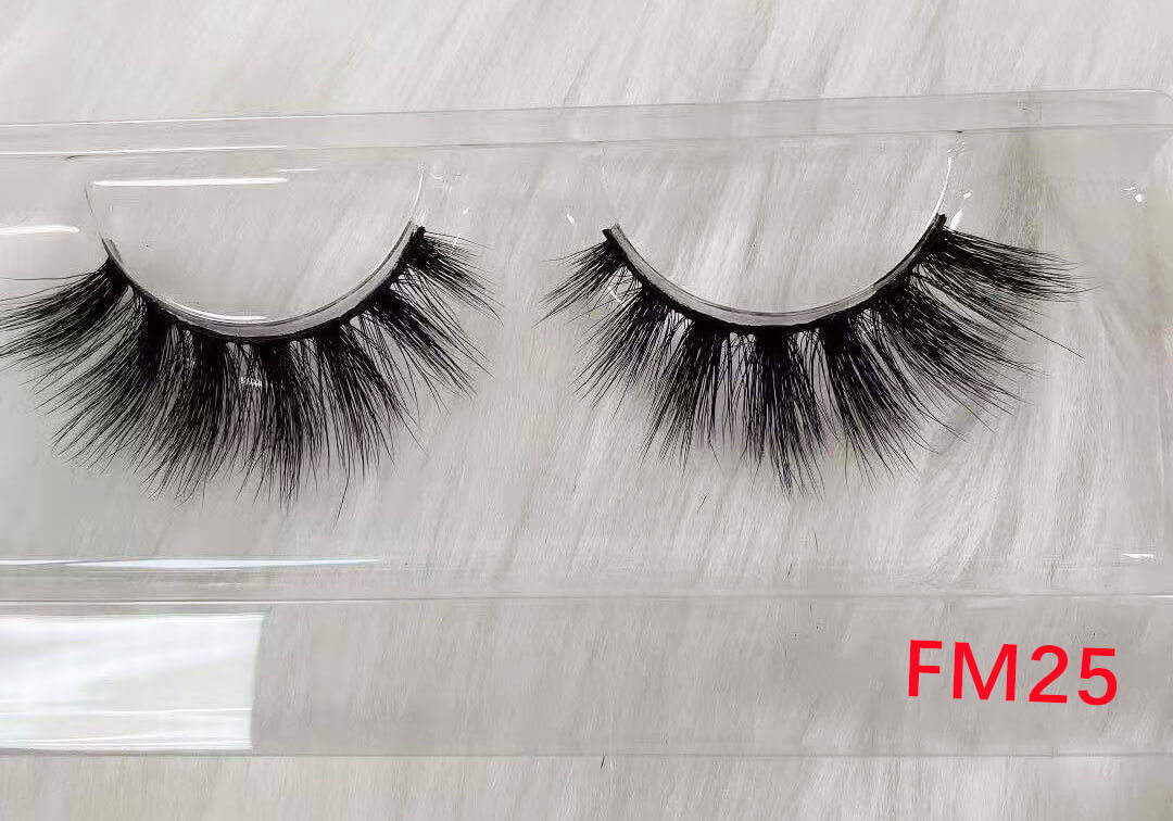 Samples test lashes FM25