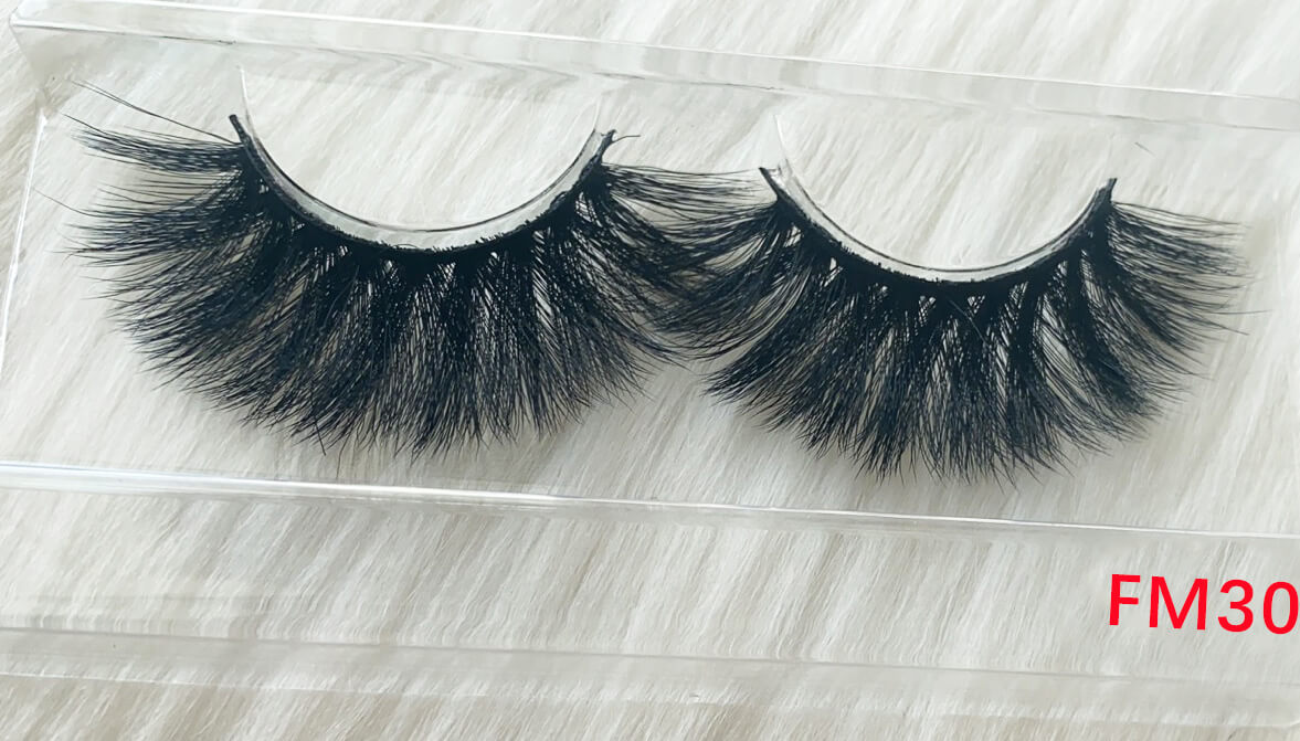 daily use silk lashes FM30