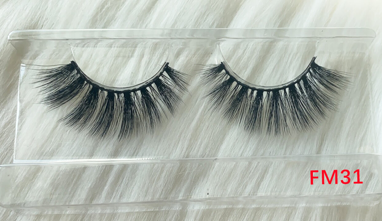 Soft lashes FM31