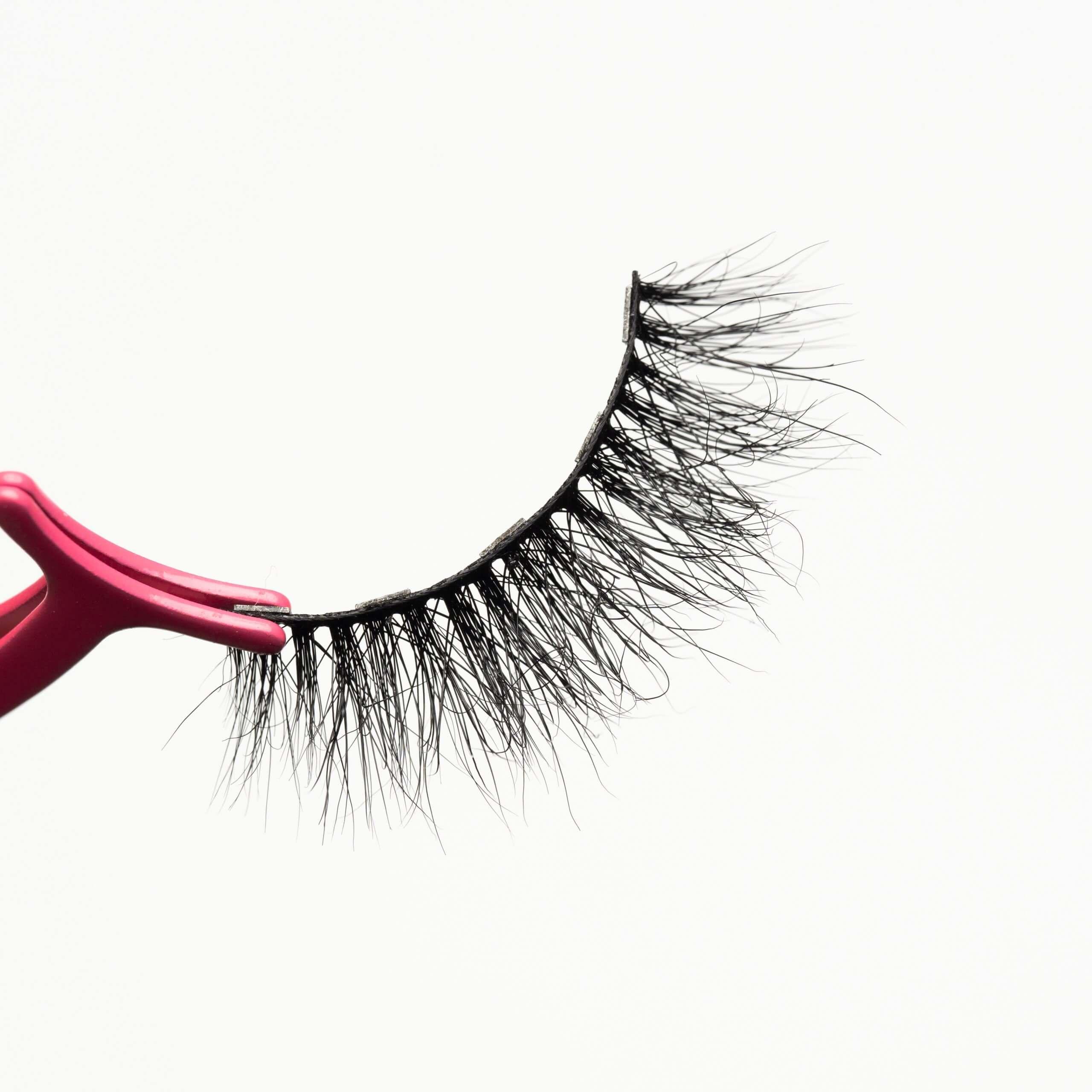Strip band magnetic eyelashes MG17