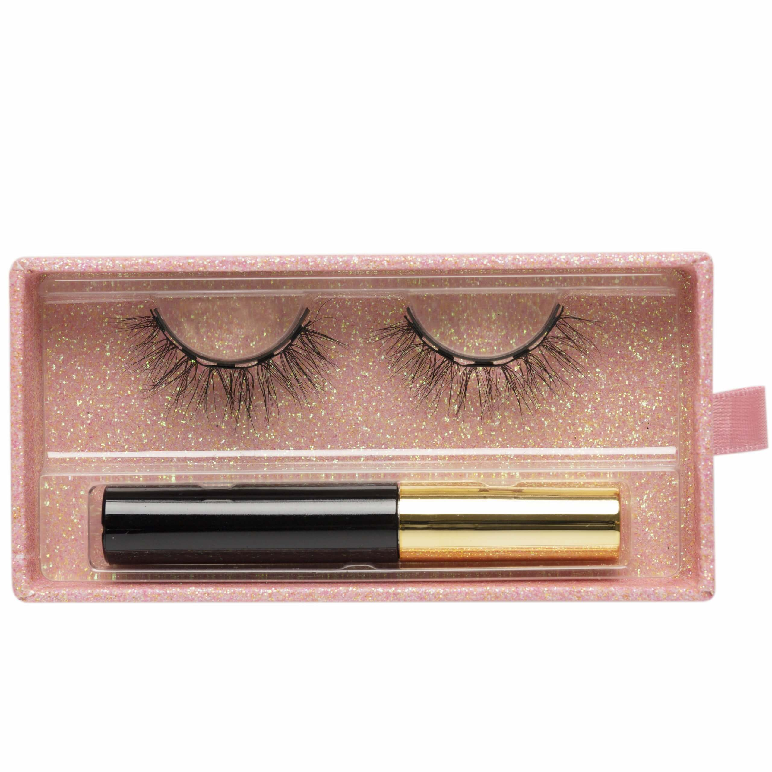 sample kits magnetic eyelash MG21